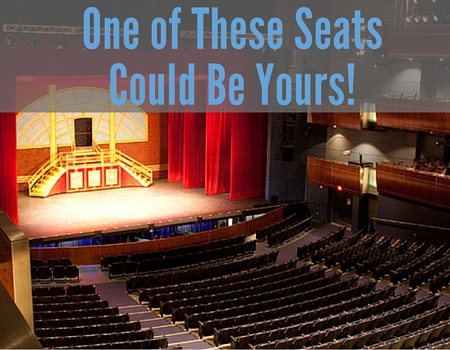 Lock in your seats for the civic center lyric theatre of oklahoma