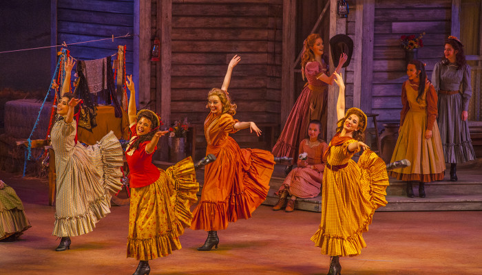 Past Productions Lyric Theatre Of Oklahoma