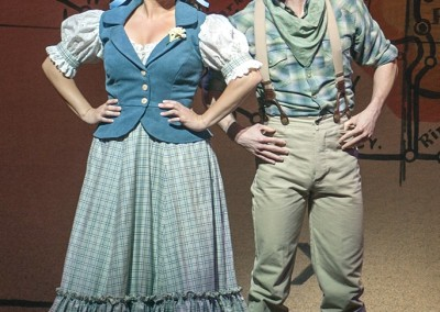 Oklahoma, Lyric Theatre, Lyric Theatre of Oklahoma, Costume Rentals, Costumes, Rental