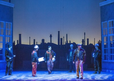 Billy Elliot, Lyric Theatre of Oklahoma, Lyric Theatre, Costume Rentals, Costumes, Rentals,