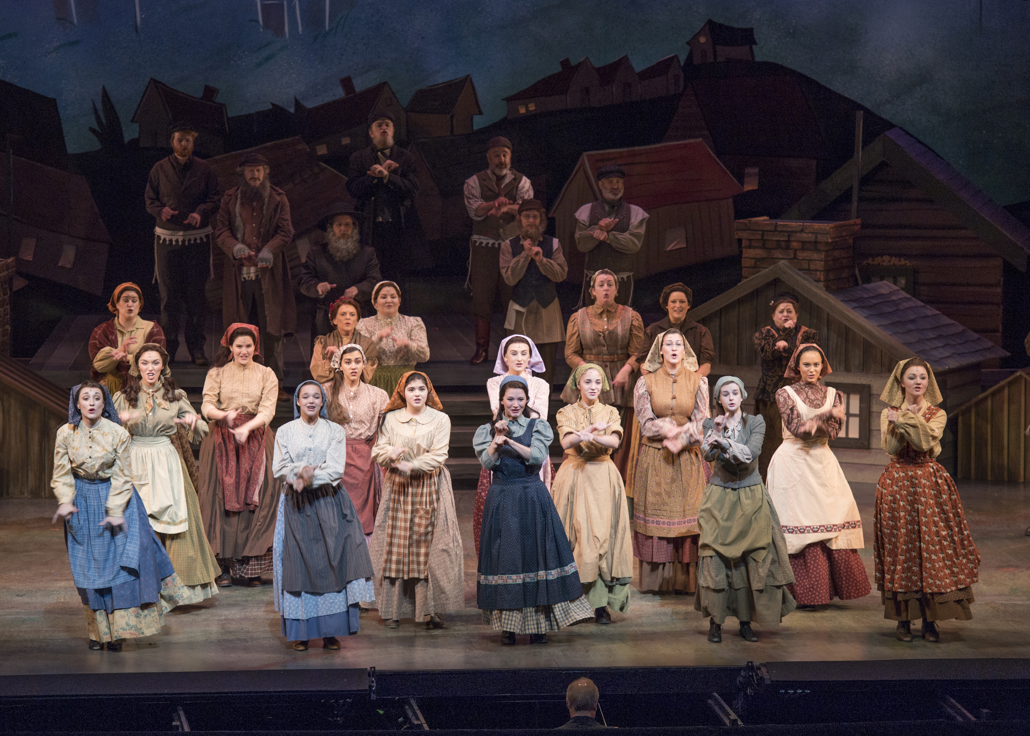 Fiddler on the Roof   Lyric Theatre of Oklahoma
