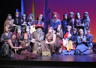 Joseph and the amazing Technicolor Dreamcoat, Lyric Theatre Oklahoma, Lyric Theatre, Costume Rentals, Costumes, Rental