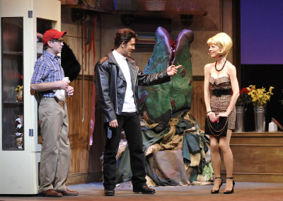 Little Shop of Horrors, Lyric Theatre, Lyric Theatre of Oklahoma, Costume Rentals, Costumes, Rental