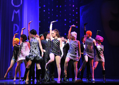 Lyric Theatre's 2012 production of SWEET CHARITY. Photo by Wendy Mutz