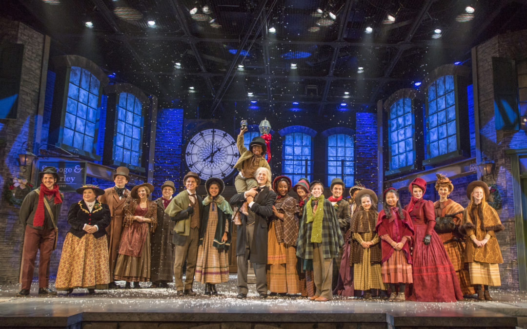 The Unstoppable Spirit of Lyric's A Christmas Carol